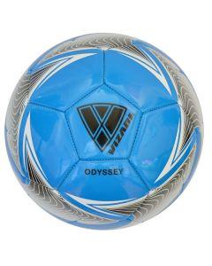 ODYSSEY BLUE SOCCER BALL