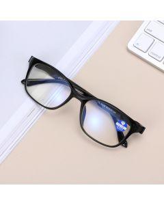 UV400 Anti Blue-ray Reading Glasses Flexible Ultralight TR90 Computer Goggles Radiation Protection Anti-fatigue Eyewear